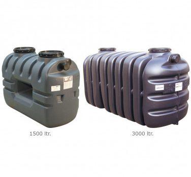 Postma Kunststof tanks in verschillende maten