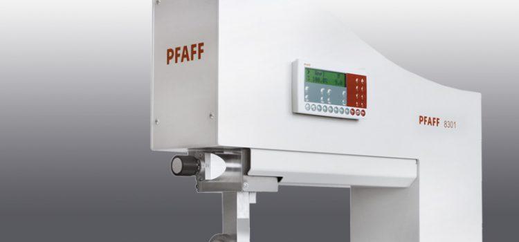 Werken met een Pfaff Industriële Naaimachine