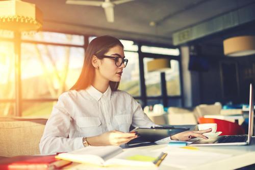 Een veelzijdige baan als administratief medewerker